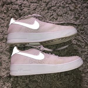 New Nike flyknit Air Force 1s